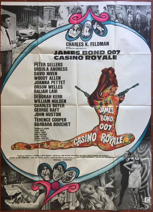 Anonymous - Casino Royale (James Bond) - 1967