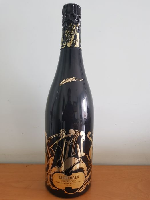 1981 Taittinger Collection Arman, Champagne - 1 bottle