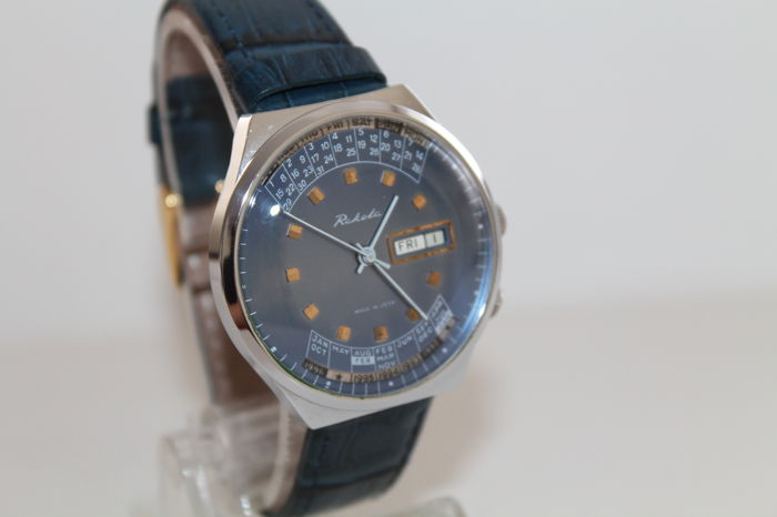 "Raketa -  USSR Soviet Wrist Watch For men. Raketa"" (Rocket) - 2628.H - Heren - 1980-1989"