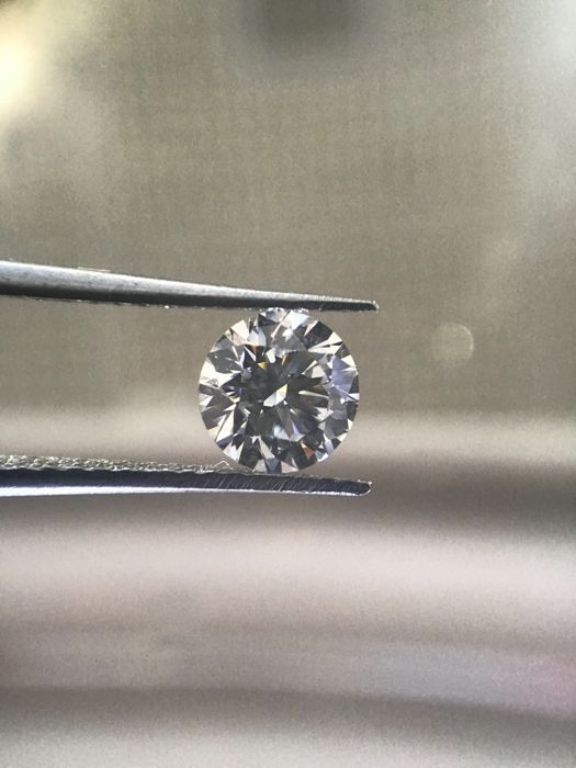 Round Brilliant Diamonds 0.65ct total D IF 3EX  IGI  - Low Reserve Price - # WD63221