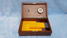 Cohiba - 10 vintage cigars. Humidifier cigar box