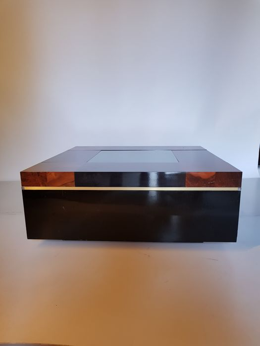 Table Basse Willy Rizzo.Willy Rizzo Mario Sabot Table Basse Catawiki