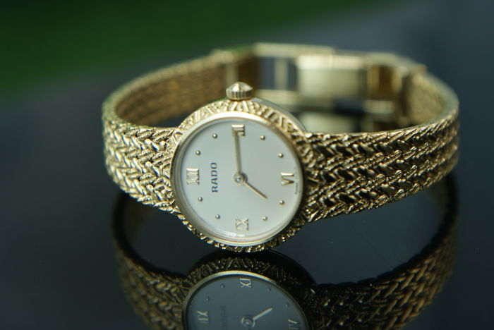 RADO - Dames -  Luxury  Swiss Watch-Bracelet