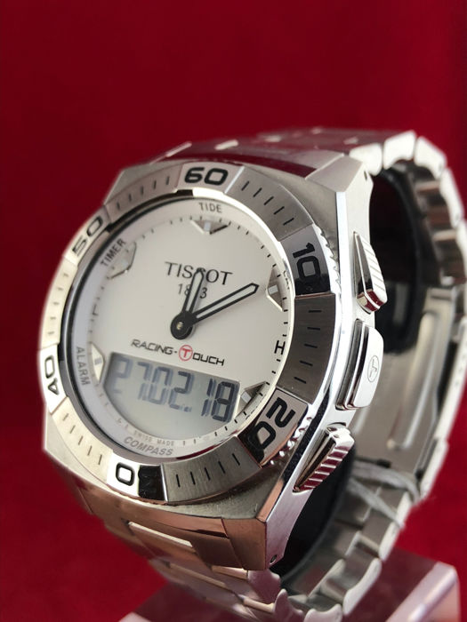 Tissot - T TOUCH Racing NOS - Heren - 2000-2010