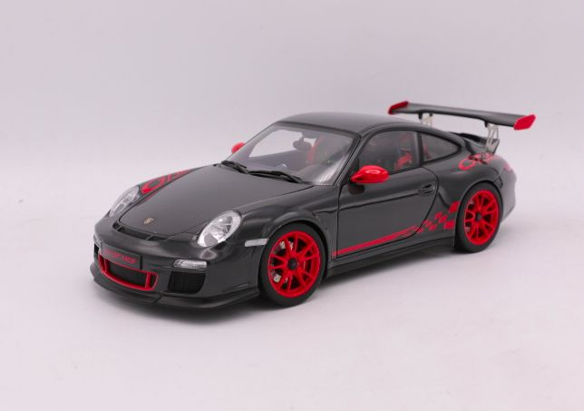 Autoart - Schaal 1/18 - Porsche 911 GT3 RS - 2010 - Color: Grey