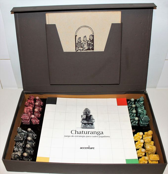 Chaturanga chess