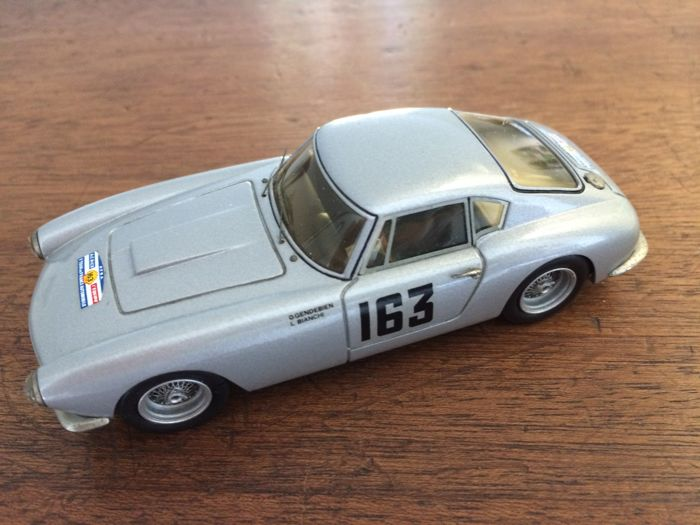 AMR-Montage by Jean-Pierre Magnette - Scale 1/43 - Ferrari 250 GT LWB 1959 Tour de France 1959 Gendebien / Bianchi - Limited Edition of 360 pieces