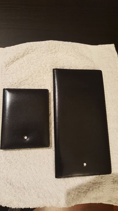 Montblanc - 2 Wallets