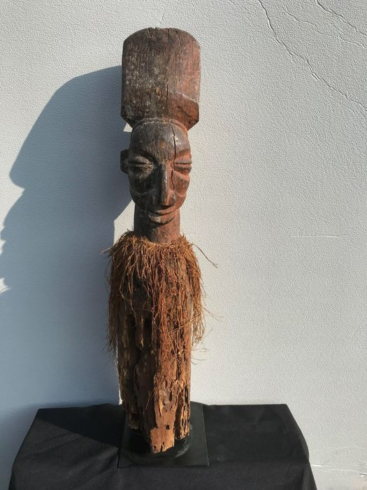 Yaka sculpture of the Yaka tribe from DR Congo