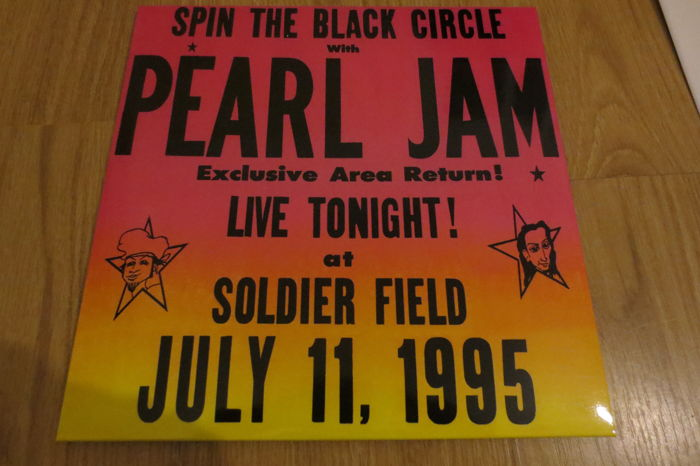 Pearl Jam – Spin The Black Circle - Live Tonight! At Soldier Field