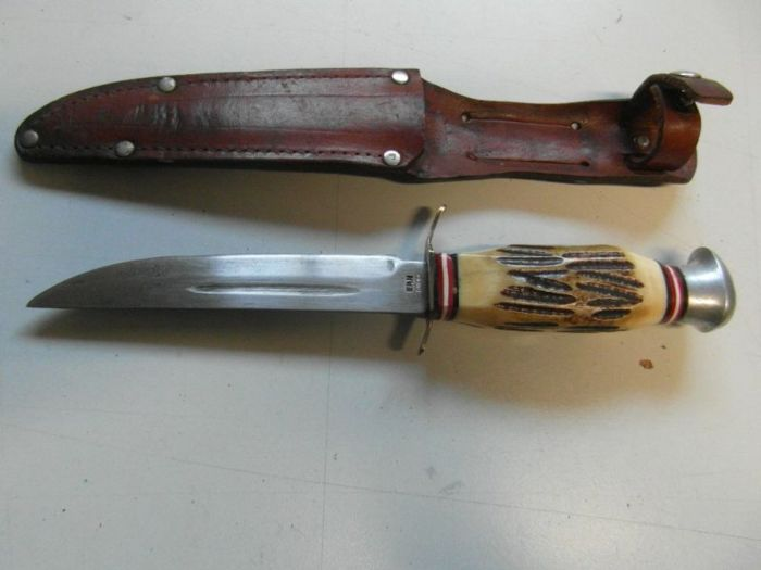 German Knife 50s