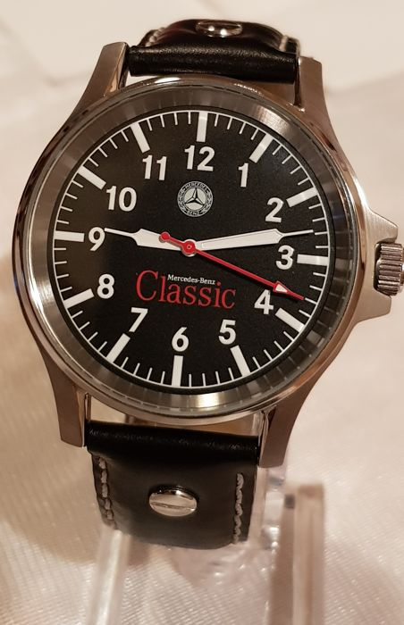 MERCEDES - BENZ CLASSIC - watch for men - 2012