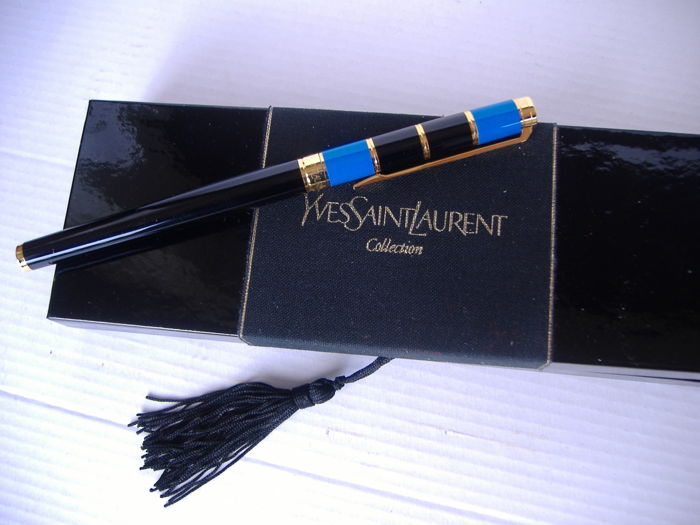 Saint Laurent fountain pen