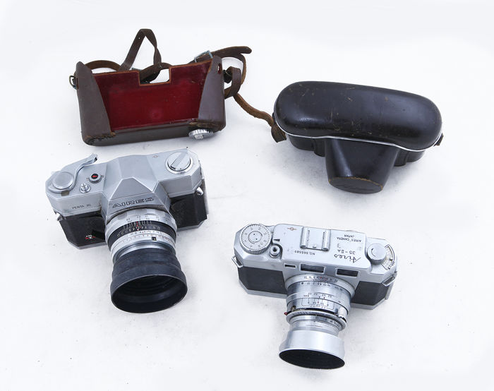 Aires camera's