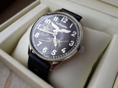 """Molnija - Marriage Exclusive Military watches """"Luftwaffe"""" - 286744 - Men - USSR 1950-1959's."""
