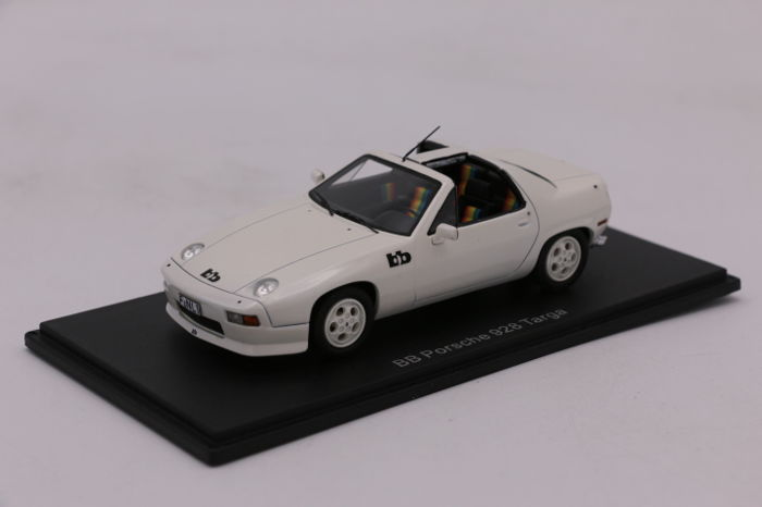 Neo Scale Models - Schaal 1/43 - Porsche BB 928 Targa - Color : Creme