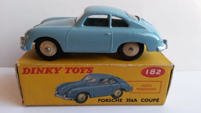 dinky toys chelle 1 43 porsche 356 1958 catawiki. Black Bedroom Furniture Sets. Home Design Ideas