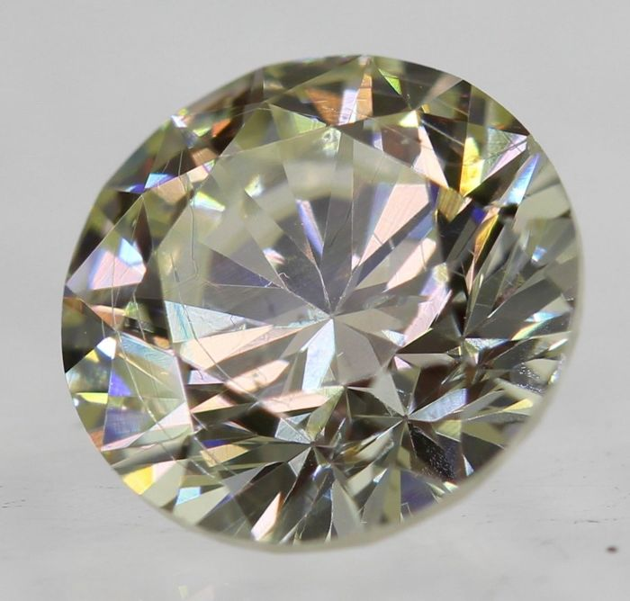 Diamond 0.80 Carat Natural J Colour VVS2 Clarity - DG2649 - NO RESERVE PRICE