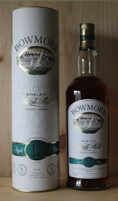 Bowmore 12 Year Old Early 2000s