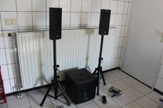 Active sound system