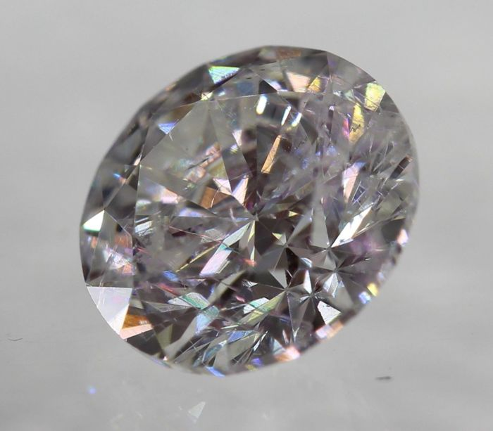 Diamond, 0.72 Carat, Natural, D Colour, S12 Clarity - DG2647 - NO RESERVE PRICE