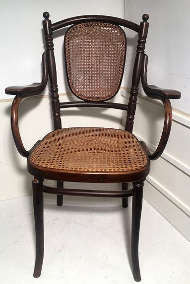 Thonet chair, first half 20th century