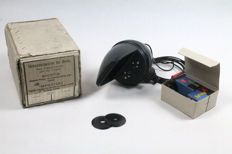 War Light for Small Motor Vehicles, Mainly Motorcycles.
