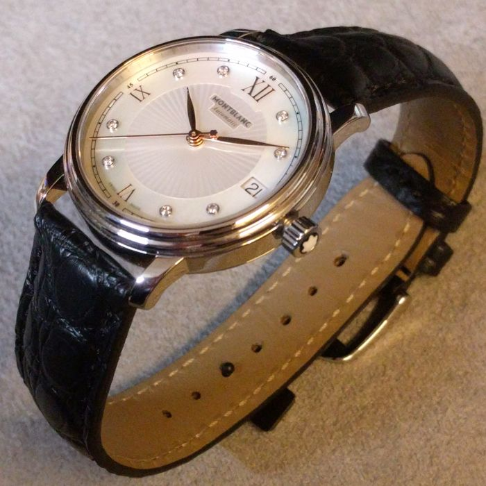 251f718fc7c Montblanc - Tradition Date Automatic - 114957 - Women - 2011-present