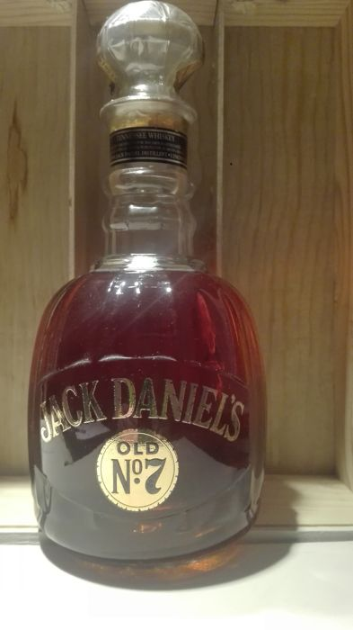 Jack Daniel's Old Number 7 Maxwell House - 1.5 liter