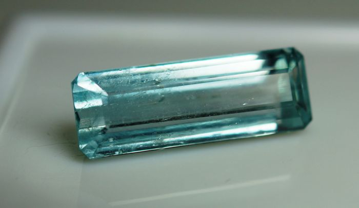 Aquamarine  – 8.22 ct