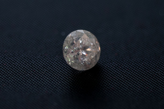 Diamond, 1.55 ct