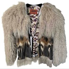 MISSONI Collectable 5 of 50 LIMITED EDITION coat. - Fur coat