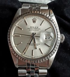 Rolex - Oyster Perpetual Datejust - 16000 - Men - 1970-1979
