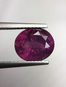 Ruby  - 4.58 cts