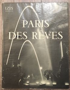 Izis Bidermanas - Paris des rêves - 1950