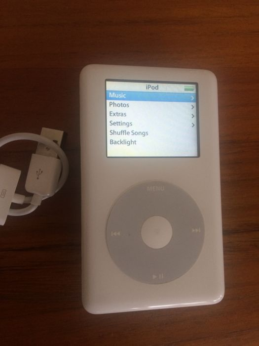 Apple iPod photo 60 Gb