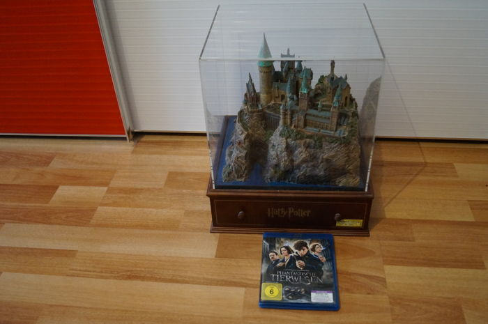 Harry potter Collector's Edition Hogwarts Castle - Blu-ray Limited Edition + Fantastic Beasts and Where To Find Them Blu-ray
