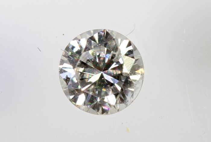 AIG Diamant - 0.11 ct - G, I1-  * NO RESERVE PRICE *