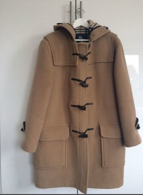 a6ad258fa2 Burberry - Montgomery - Vintage - Catawiki