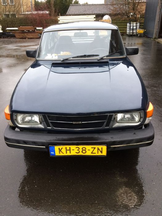 Saab - 99 GL 5 speed  - 1984