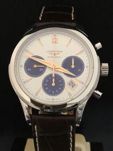 Longines - Heritage Chronograph Column Wheel - L2.750.4 - Men - 2011-present