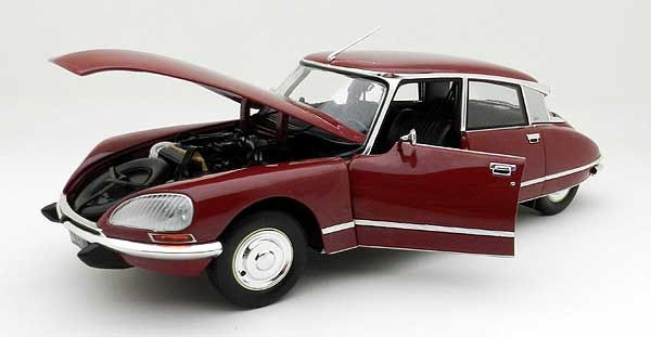 Norev Scale 118 Citron Ds 23 Pallas 1973 Red Catawiki