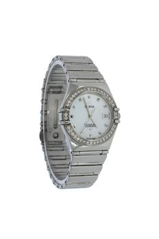 Omega - Constellation Automatic My Choice - 1495.71.00 - Women - 2000-2010
