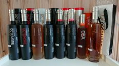 8 bottles - Combo Set of Octomore Limited Edition