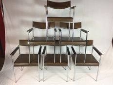 Kusch&co - set of 6 chairs