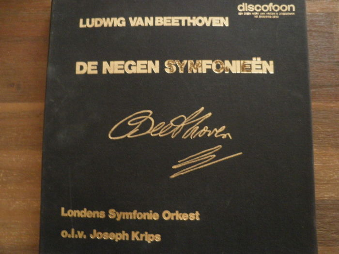 Beautiful Collection of Symponies and Concerts  from  Beethoven, Mozart, Haydn, Schubert
