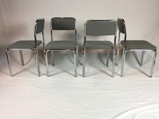 Producer unknown - set of 4 chairs