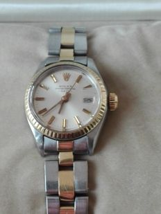 Rolex - Oyster Pepetual Date - 5540169 - Donna - 1970-1979