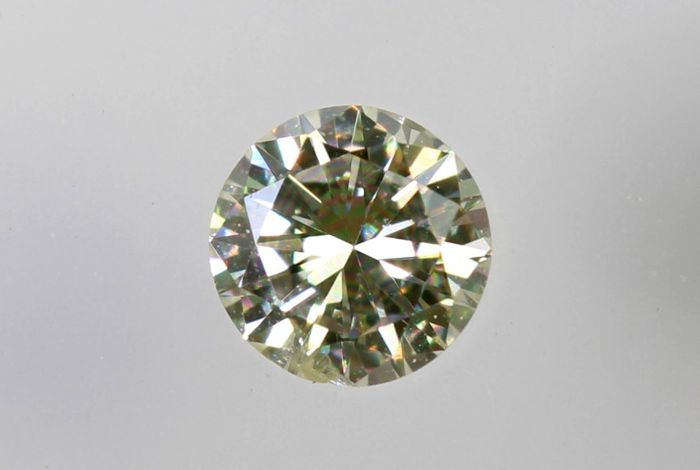 AIG Diamond - 0.10 ct - I, SI2 -  * NO RESERVE PRICE *