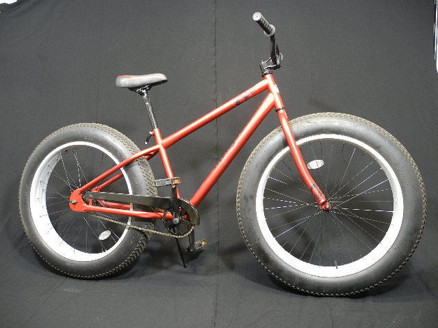 Mongoose - Fatbike - Beach cruiser - 2015